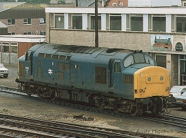 © English Electric Growl / Andy Mitchell