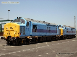 © English Electric Growl / Garry Sparks